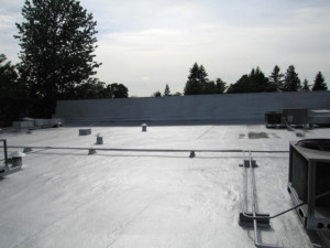 Glas-Shield System Commercial Roofs